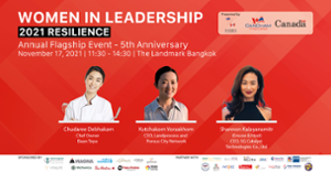 thumbnails WOMEN IN LEADERSHIP - Resilience