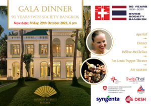 thumbnails New Date - Gala Dinner 90 Years Swiss Society Bangkok